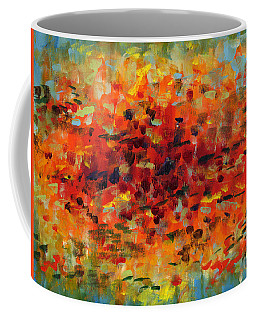 Contemporary Art Nineteen Coffee Mug