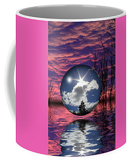 Contrasting Skies Coffee Mug