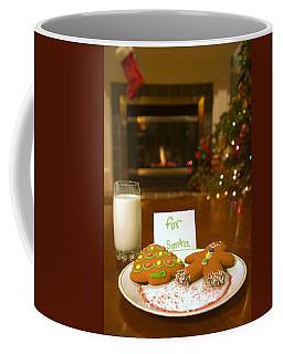 Cookies For Santa Claus Coffee Mug