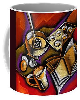 Cooking Coffee Mug