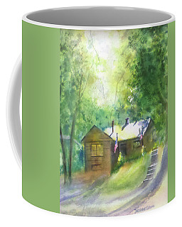 Cool Colorado Cabin Coffee Mug