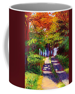 Cool Country Land Plein Air Coffee Mug