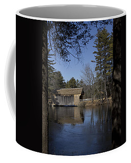 Cool Winter Morning Coffee Mug