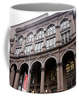 Cooper Union Coffee Mug