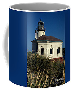 Coquille Light Coffee Mug by Sharon Elliott
