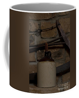 Corked White Lightning 9 Coffee Mug