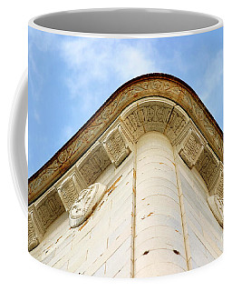 Corner Building Coffee Mug