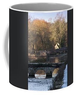 Cotswold River Scene Coffee Mug