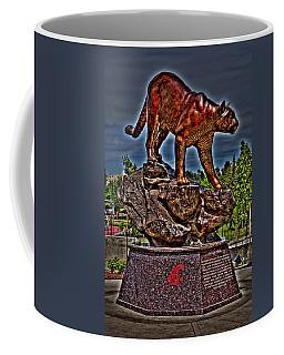 Cougar Pride Coffee Mug