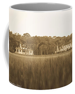 Coffee Mug featuring the photograph Country Estate by Shannon Harrington