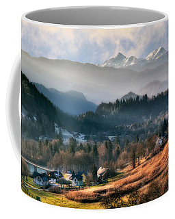Countryside. Slovenia Coffee Mug