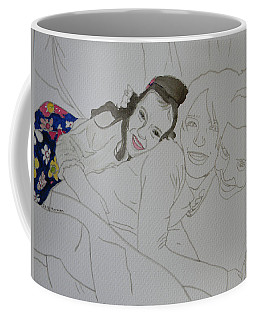 Cousins 3 Of 3 Coffee Mug