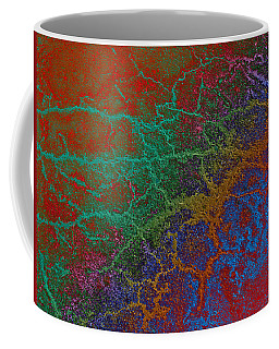 Cracks Coffee Mug