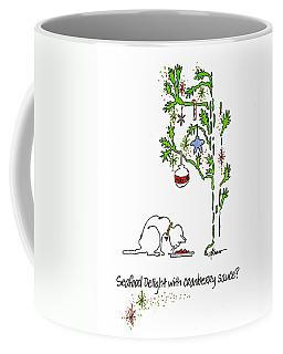 Cranberry Sauce Coffee Mug