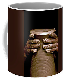 Potters Wheel Coffee Mugs
