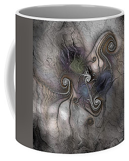 Creatively Calcified Coffee Mug by Casey Kotas