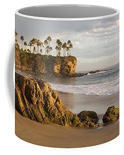 Crescent Bay Beach Laguna Coffee Mug