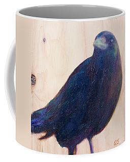Crow Friend Coffee Mug
