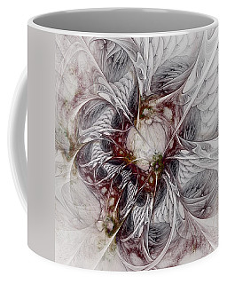 Crowd Of Sorrows Coffee Mug