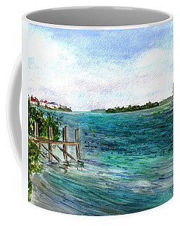 Cudjoe Bay Coffee Mug
