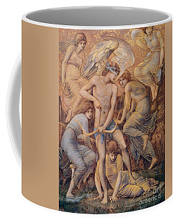 Cupids Hunting Fields Coffee Mug