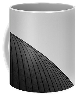 Curvilinear Composition  Coffee Mug by Tom Bush IV