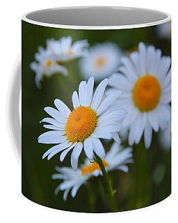 Coffee Mug featuring the photograph Daisy by Athena Mckinzie