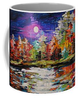 Dance On The Pond Coffee Mug
