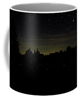 Dancing Fireflies Coffee Mug by Brent L Ander