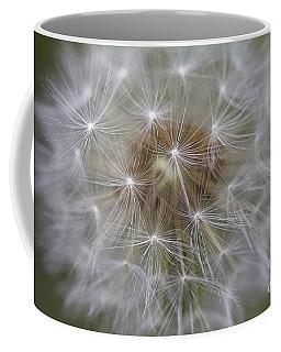 Dandelion Clock. Coffee Mug