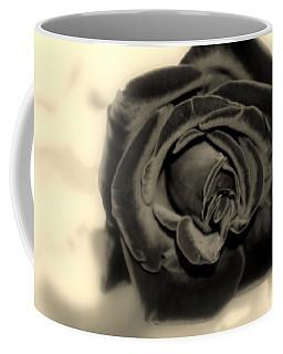 Coffee Mug featuring the photograph Dark Beauty by Kay Novy