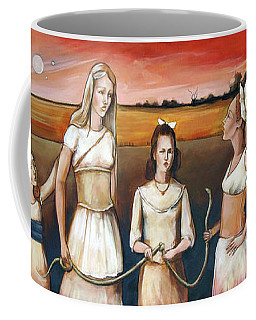 Daughter's Of Eve Coffee Mug