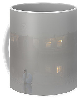 Dawn Patrol Coffee Mug by Linsey Williams