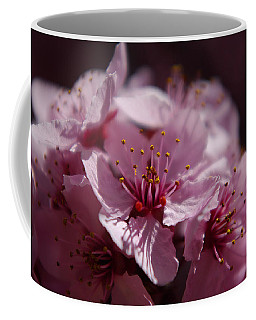 Day Dreaming In Pink Coffee Mug by Vicki Pelham