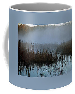 Daybreak Marsh Coffee Mug