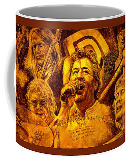 Deep Purple In Rock Coffee Mug
