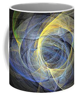 Delightful Mood Of Abstracted Mind Coffee Mug
