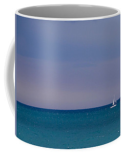 Coffee Mug featuring the photograph Desiderata by Julia Wilcox