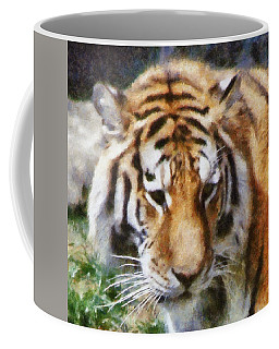 Detroit Tiger Coffee Mug