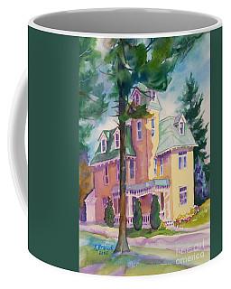 Dewey-radke Glowing Coffee Mug by Kathy Braud