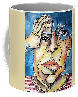 Disjointed Thought Coffee Mug