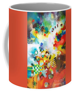 Dissolving Obstacles Coffee Mug