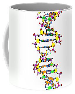 Dna 37 White Coffee Mug
