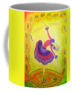 Dna Dancer Coffee Mug