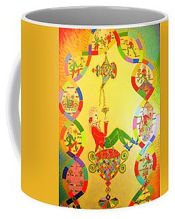 Dna Eternal-man  Coffee Mug