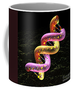 Dna Fat Coil Coffee Mug