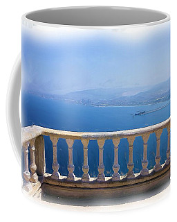 Coffee Mug featuring the photograph Do-00492 Saidet El-nourieh by Digital Oil