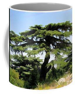 Do-00511 Cedar Forest Coffee Mug by Digital Oil