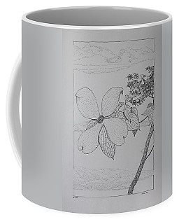 Dogwood  Coffee Mug
