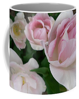 Double Pink Coffee Mug